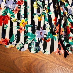 Gilligan & O'Malley Shorts - Gilligan & O'Malley Floral Shorts